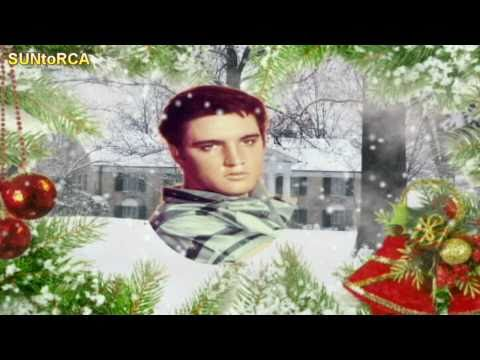 Elvis Presley - Silent Night (With Message From Elvis)
