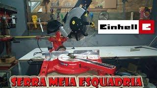 Serra esquadria Einhell TC-SM 2534 Dual