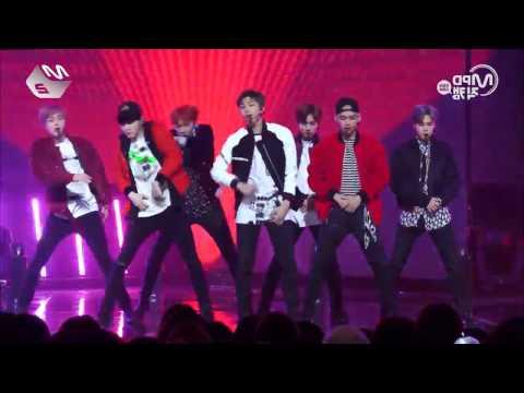 BTS (방탄소년단) - 21st Century Girls - Dance Fancam (Mirrored)