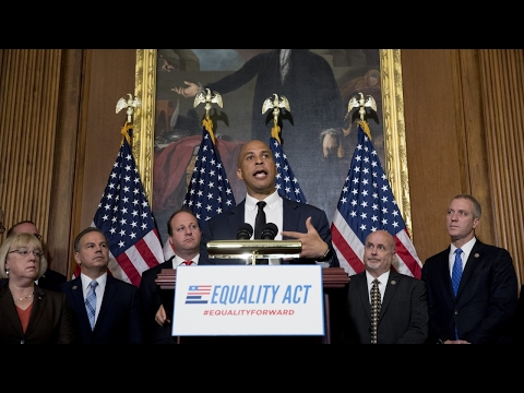 LGBTQ Equality Act reintroduced in Congress