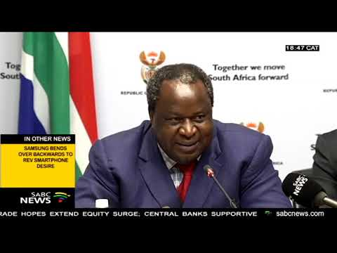 SOEs pose very serious risks to the fiscal framework: Mboweni