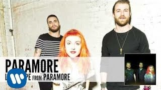 Paramore: Last Hope (Audio)