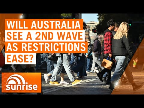 Coronavirus: Will Australia see a second wave as restrictions are eased? | 7NEWS