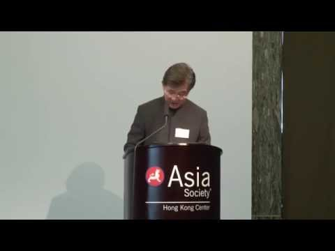 """""""Visions of the City"""" Keynote by Dr Vincent LO, Chairman of Shui On Group"""