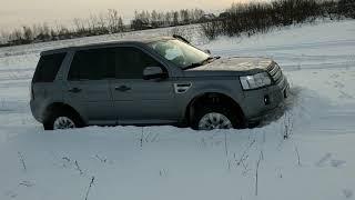 land Rover Freelander 2 разведка