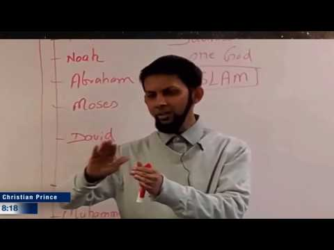 Exposing lies of Sabeel Ahmed Debate got a little hot – Missionary said  We hit the wall  and left