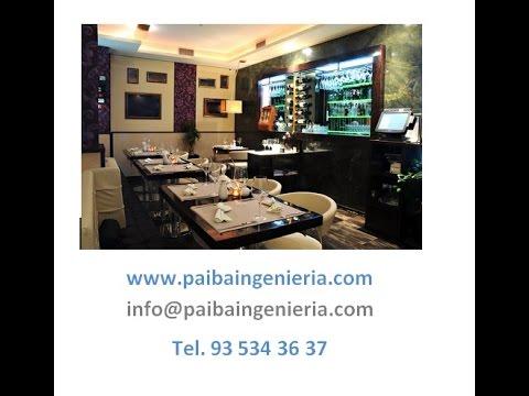 Tramitamos licencias de  bares, cafeterías y restaurantes - Ingeniería Paiba