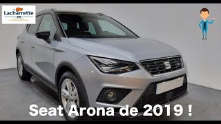 🚨ARRIVAGE 🚨 SEAT Arona 1.0 EcoTSI 115 ch Start/Stop BVM6 FR