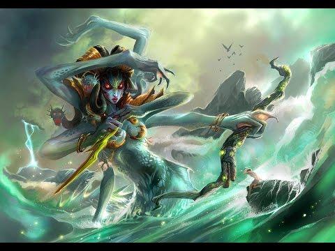 "3 vs 3 ""Typhoon"" (Naga Seawitch)"