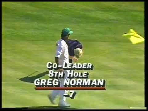 PGA Golf - 1986 - The Masters - Final Round - Part 2 - Augusta National