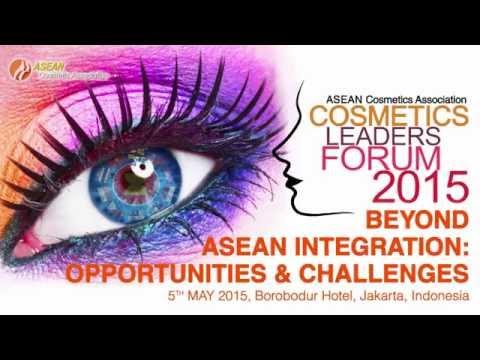 ASEAN Cosmetic Leader Forum 2015 Sariayu