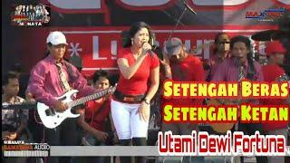Setengah Beras Setengah Ketan - Utami Dewi. F new monata LUBER PATI