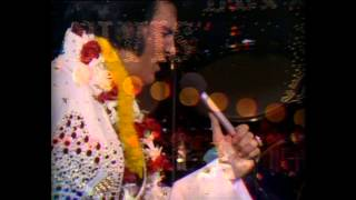 Elvis Presley Suspicious minds (Aloha From Hawaii 1973)