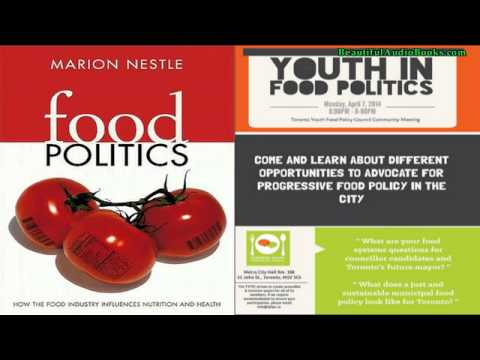 Food Politics by Marion Nestle and Michæl Pollan - part 1 [Self help Audiobook]