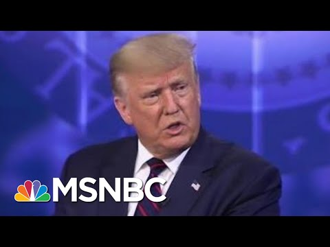 Trump Again Says Virus Will Disappear, Discusses 'Herd Mentality' | Morning Joe | MSNBC