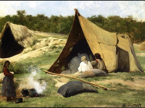 """Reading Lesson 6A """"Indian Camp"""" with Study Questions (High School/GED)"""