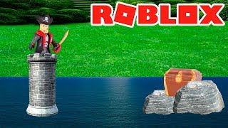 BYGGER EN FED YATCH! - Dansk Roblox - Build A Boat For Treasure