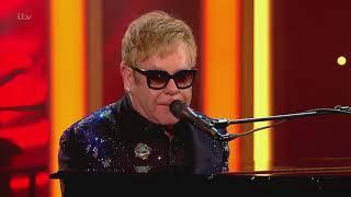 Elton John FULL HD - Looking Up (live at the Royal Variety Performance) | 2015