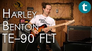 Harley Benton | TE-90FLT Deluxe | Demo