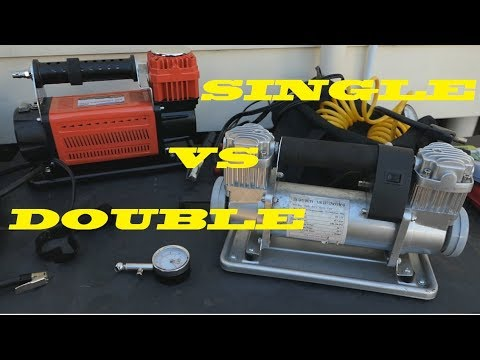 Ridge Ryder Ultimate Compressor vs ebay cheapie