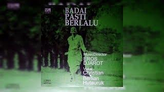 BERLIAN HUTAURUK Badai Pasti Berlalu (Ost. Badai Pasti Berlalu, 1977) [HQ]
