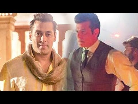Salman Khan Shoots HARD CLIMAX Scene With Armaan Kohli