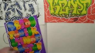 Обучение Граффити, для новичков - Bubble Style