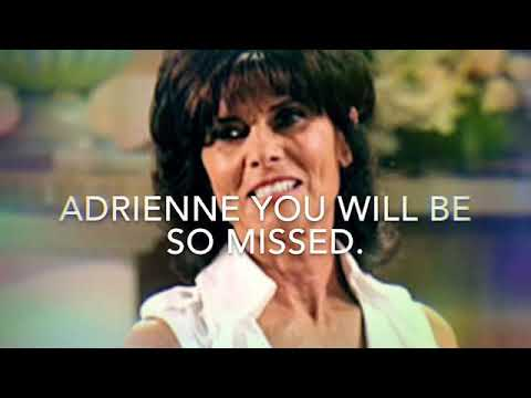 Adrienne BARBEAU TRIBUTE RIP