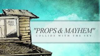 Repeat youtube video Pierce The Veil - Props & Mayhem (Track 6)