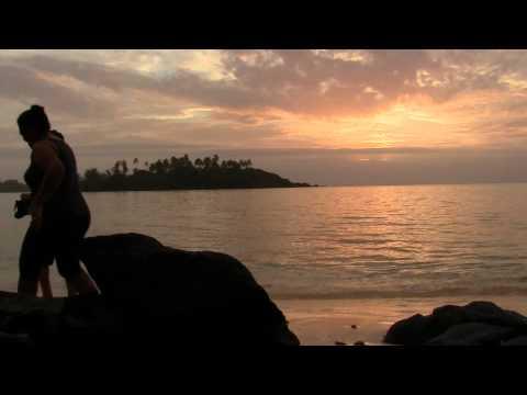 Soloppgang Rarotonga