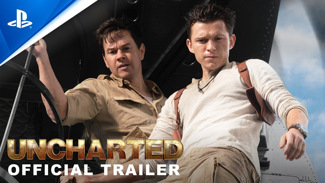 UNCHARTED | Official Trailer
