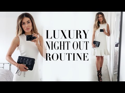 LUXURY NIGHT OUT ROUTINE | Lydia Elise Millen | Ad