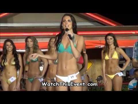 Daytona Bike Week 15 Bikini Contest