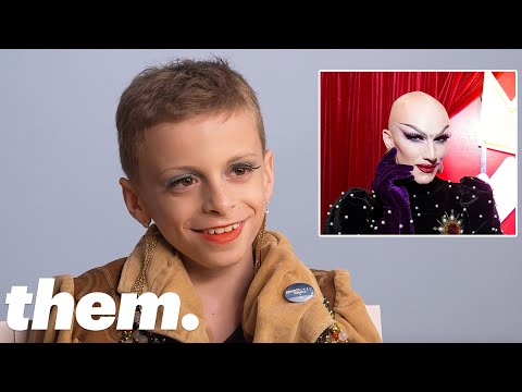 Desmond is Amazing Throws Cute Shade at RuPaul's Drag Queens  LGBTQuiz  them