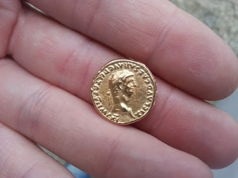 Romans, WW2 & Metal Detecting (129)