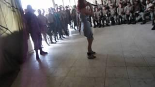 """Tañita Cardona """"La Reina"""" Amor prestado   BATALLÓN TAISHA"""