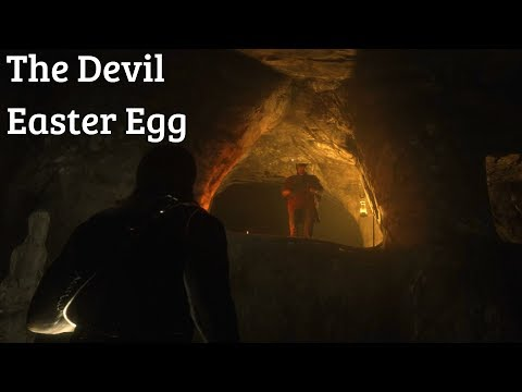 Red Dead Redemption 2 - Meeting The Devil Easter Egg