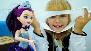 Уроки волшебства с Афтер Хай. Идеи для кукол - Мультики для девочек