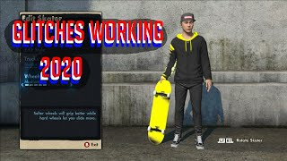 Skate 3 Glitches Colored HandsGlitched HoodiesColored Griptape WORK NG 2021