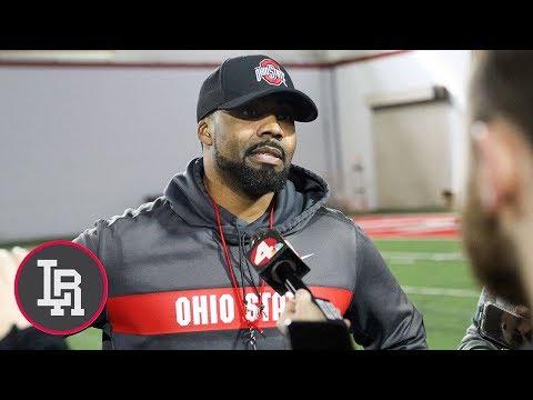 Al Washington: Ohio State linebackers coach on roster versatility, moving around his linebackers