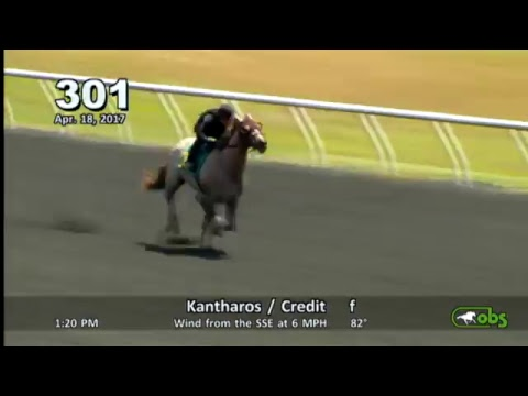 OBS April 2017, Spring Sale of Two-Year Olds in Training, Day #1, April 25, 2017