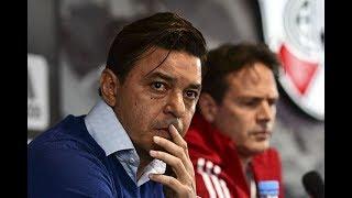 """Gallardo se mostró """"conmocionado, indignado y sorprendido"""" tras los casos de doping"""