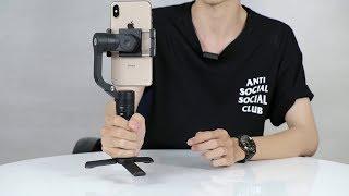 Feiyu Vlog Pocket - Gimbal Cho điện Thoại : Rẻ, Nhẹ, Tốt, đút Túi được