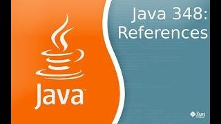 Урок Java 348: Типы reference