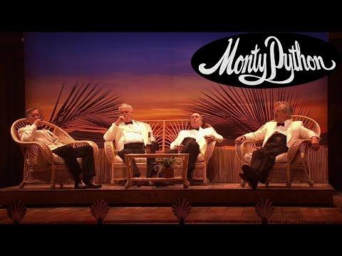Trailer do filme Monty Python Live (mostly)