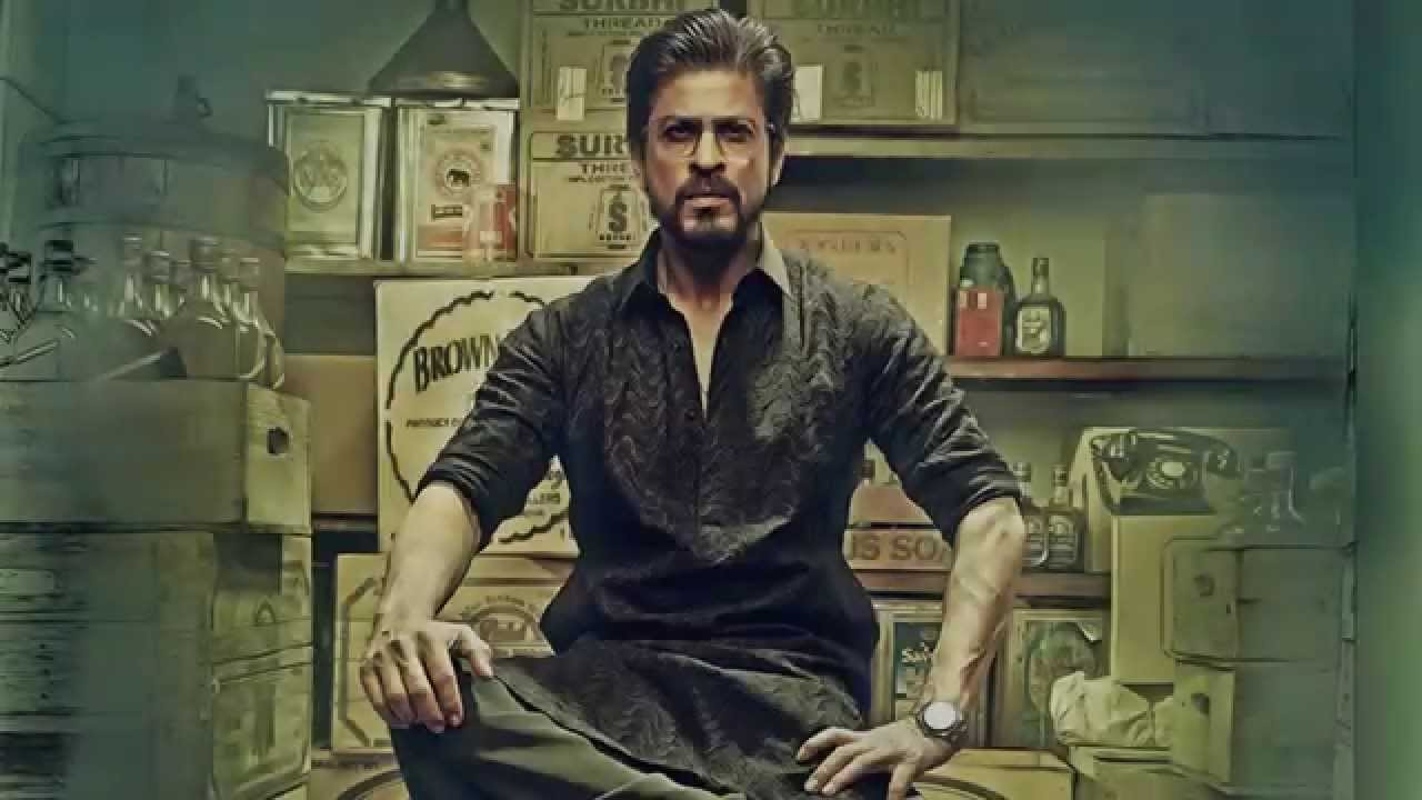 Image result for raees official poster