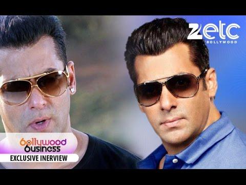 Salman Khan - Bajrangi Bhaijaan - Exclusive Interview - Komal Nahta