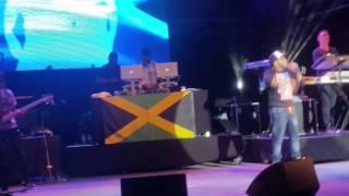 Sean Paul live take it low Belgium 29.08.2015