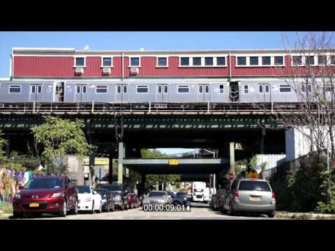 NYC Five Boroughs - Broadway Junction, Brooklyn