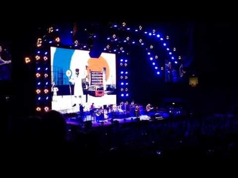 The Who Belfast: You Better You Bet - Odyssey 2015 - YouTube
